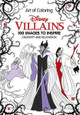 Art of Colouring Book: Disney Villians- 100 Images to Inspire Creativity