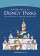 Art of Colouring Book: Disney Parks Poster Art Postcards
