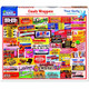 Candy WrappeCandy Wrappers 1000pc Puzzle by White Mountain box