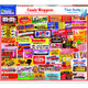 Candy Wrappers 1000pc Puzzle by White Mountain