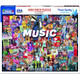 MUSIC 1000pc Puzzle by White Mountain