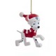Marshall - Santa Hat Ornament