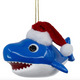 Blue - Baby Shark Santa Hat