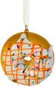 A Dozen Doughnuts Ornaments Vanilla