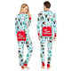 Wild About Christmas Adult Union Suit PJs by Hatley