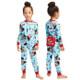 Wild About Christmas Kids Christmas Pajamas by Hatley