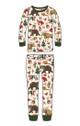 Woodland Winter Pajamas Set