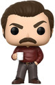 Parks and Recrearion- Ron Swanson Pop! Funko 13036