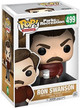 Parks and Recrearion- Ron Swanson Pop! TV Funko
