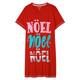 Nöel Women's Sleepshirt by Little Blue House