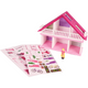 Inside and stickers World's Smallest Barbie Dreamhouse