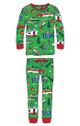 Retro Christmas Kids 2-Piece Pajamas