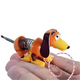 In Hand - World's Smallest Slinky Dog