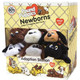 Pound Puppies Newborns Display