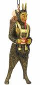 TB-5925 Krampus Figure Christmas Ornament