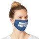 Dunder Mifflin Face Mask on Model