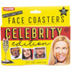 Celebrity Face Coasters Game