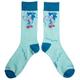 Blue - SEGA Genesis Socks