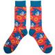 Orange - SEGA Genesis Socks