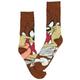 Side - Tasmanian Devil Socks