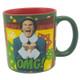 WBM23434 Elf Santa's Coming! 20oz Ceramic Mug Front