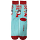 Chill Out - Frosty the Snowman Crew Socks