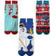 Frosty the Snowman Crew Sock 3-Pack