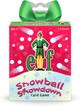 Elf-Snowball Showdown Game,