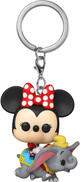 POP Keychain: Disney -Flyng Dumbo Ride W/Minnie