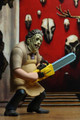 Michael Myers Leatherface Action Figure Posed