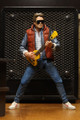 Posed 1985 Marty McFly Action Figure