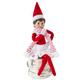 Model - Elf on the Shelf Snowflake Skirt & Scarf