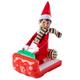 Model - Inflatable Sled Elf on the Shelf
