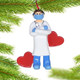 PPE Doctor Personalized Ornament