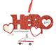 HERO EMT ornament