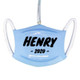 Face Mask Pandemic Personalized Ornament