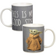 STAR WARS - Mandalorian The Child ceramic mug