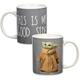 STAR WARS - Mandalorian The Child ceramic mug