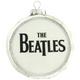 Back - Beatles Drum Ornament