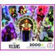 Ceaco 2000pc Disney Villains Puzzle