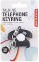 Talking Telephone Keyring package