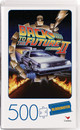 Back To The Future II Movie 500-Piece Puzzle in Retro Blockbuster VHS Video Case