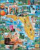 Florida Puzzle by White Mountain