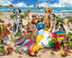 Beach Buddies Jigsaw Puzzle