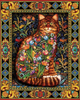 Tapestry Cat Puzzle by White Mountain