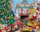 Christmas Toys Puzzle by White Mountain