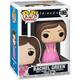Rachel Green in Pink Dress Box