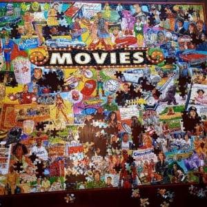 Movies Puzzle