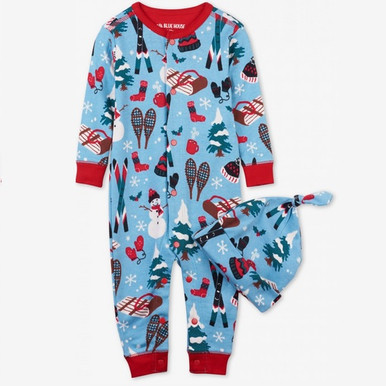 Dreamyth Newborn Kids Baby Girls Long Sleeve Pajamas Gown+Headband Outfits Clothes Set