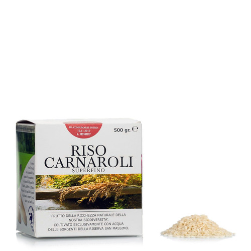 2 New Premium Brands of rice: Acquerello and Riserva San Massimo